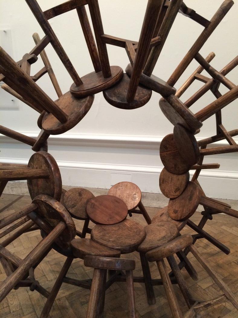 """Ai Weiwei """"Grapes"""", 2010,"""