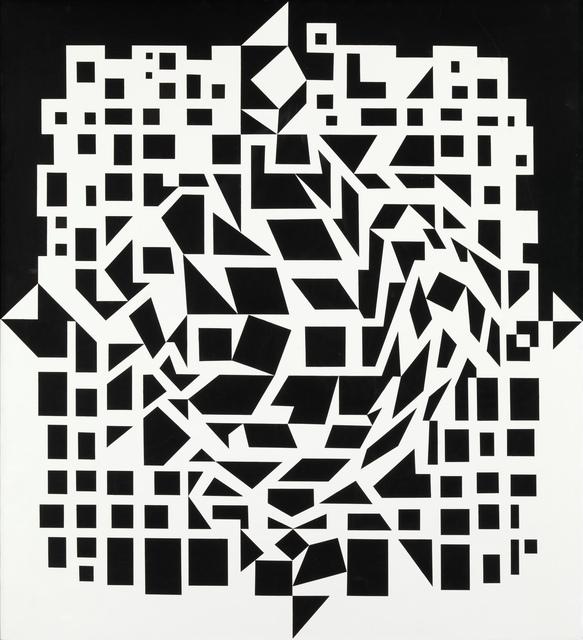 "Victor Vasarely, ""Citra"", 1955-1959,"