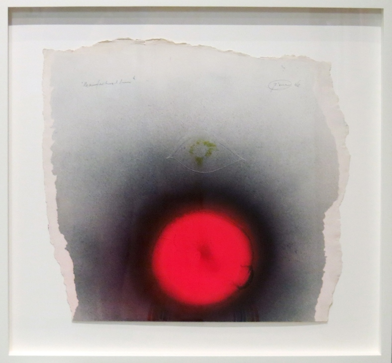 "Otto Piene, ""Manufactured Sun"", 1966"